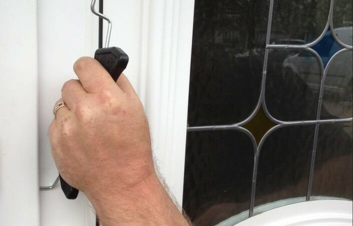 Locksmith Services For UPVC Doors